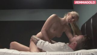 Blonde Milf fucked by big cock
