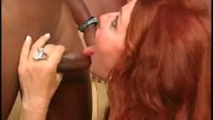 Son having sex with mother and her friend